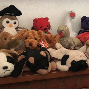 Lot Of Beanie Babies for Sale in Escondido, CA