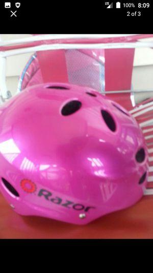 Razor Helmet Knee and Elbow Pads for Sale in Nashville, TN