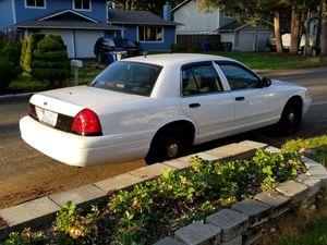 Ford Victoria police Interceptor for Sale in Tacoma, WA