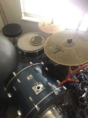Rare Cabria Drum Set for Sale in Seattle, WA