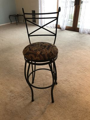 Bar Stools - 4 Stools - $30 each for Sale in Chicago, IL
