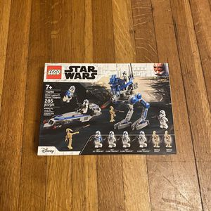 LEGO Star Wars 501st Legion Clone Troopers (75280) Brand New for Sale in Long Beach, CA
