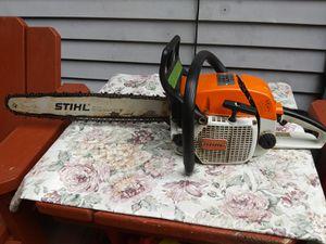 Stihl o28 super 1985 runs excellent $280 cash for Sale in Edgewood, WA