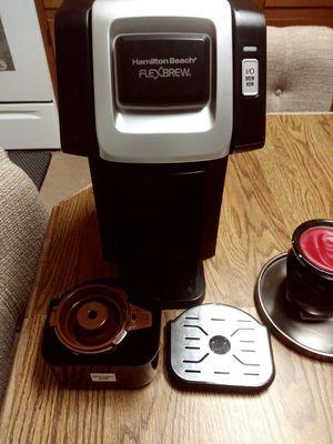 Hamilton Beach FlexBrew K cup coffee maker for Sale in Long Beach, MS