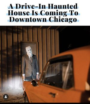 10/24 Highway of Horror: 1 Dome Ticket (Holds up to 8 people) BYOB for Sale in Chicago, IL