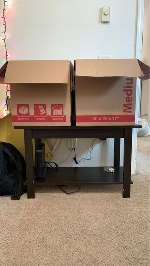 Tv stand, small shelf for Sale in San Diego, CA