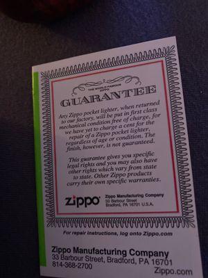 Zippo Las Vegas for Sale in Moreno Valley, CA
