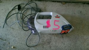 Bissell carpet spot cleaner for Sale in Sunnyvale, CA