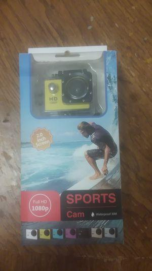Waterproof Sports Camera for Sale in Montgomery, AL