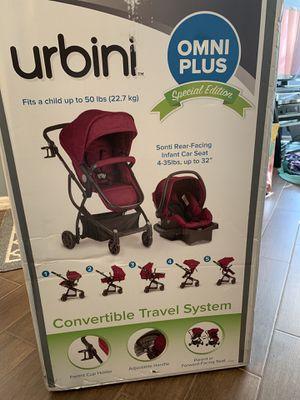Urbini Stroller AND Car seat (New in box) for Sale in Apopka, FL