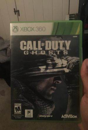 Call of Duty: Ghosts (Xbox 360 Game) for Sale in Berwyn Heights, MD