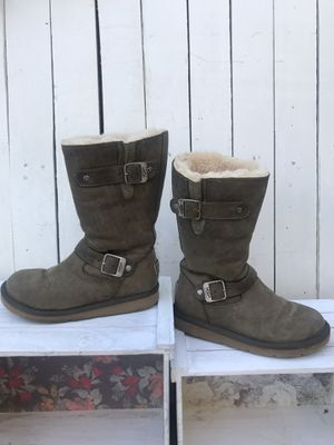 UGG leather boots for Sale in Westminster, CA