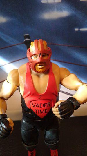 WWE Mattel Big Van Vader for Sale in Houston, TX