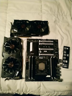 PC Gaming Kit for Sale in Rancho Cucamonga, CA
