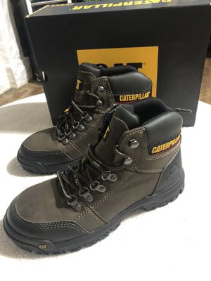 CATERPILLAR WORK BOOTS OUTLINER STEEL TOE for Sale in Los Angeles, CA