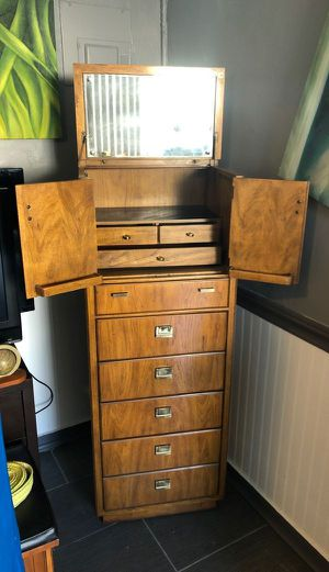 Drexel Mid Century Jewelry Chest for Sale in Fort Lauderdale, FL