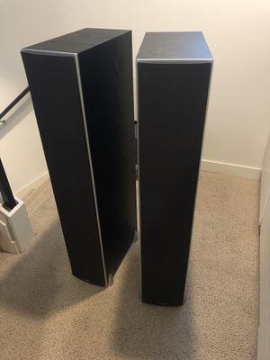 Polk Audio Monitor speakers. Floor standing for Sale in Seattle, WA