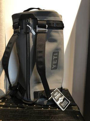 Yeti panga 50 cooler duffle backpack case for Sale in San Francisco, CA