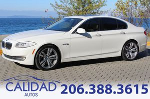 2012 BMW 5 Series for Sale in Burien, WA