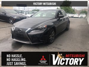 2016 Lexus IS for Sale in The Bronx, NY