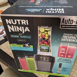 Nutri Ninja Freshvac for Sale in Kirkland, WA