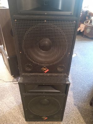 Passive Speakers for Sale in Clovis, CA