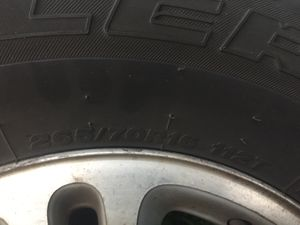 97-02 Expedition Rims and Tires for Sale in Pompano Beach, FL