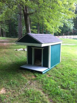 Wooden dog house for Sale in Clinton, MD