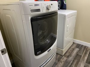 Maxima washer & whirlpool dryer set for Sale in Tacoma, WA
