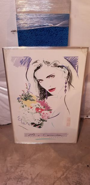 Nagel, Mukai and Wilson Posters Framed for Sale in Plainfield, IL