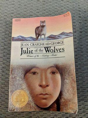 "Class set of novel ""Julie of the Wolves"" for Sale in Gilbert, AZ"