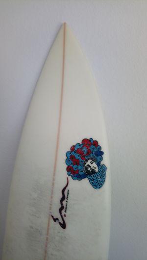 Chuck Dent Surfboard Clean No Dents for Sale in Laguna Beach, CA