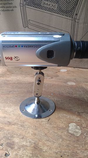 Q-See CCD Security Camera QPSCDCA for Sale in Snohomish, WA