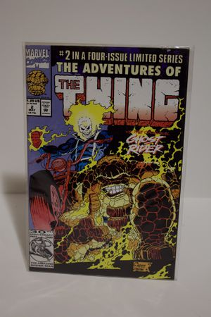 The adventures of the thing vs the original ghost rider #2 issue for Sale in Portland, OR