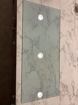 Glass shelves for Sale in West Chicago, IL