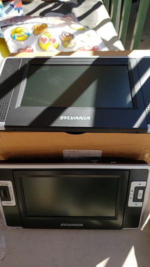 New SYLVANIA car DVD player for Sale in Alhambra, CA