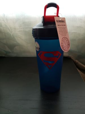 Superman blender bottle for Sale in Fresno, CA