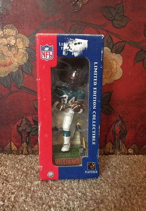 Bobble head old football player for Sale in West Palm Beach, FL