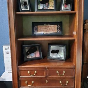 Executive Bookcase / File Cabinet $300 for Sale in Tacoma, WA