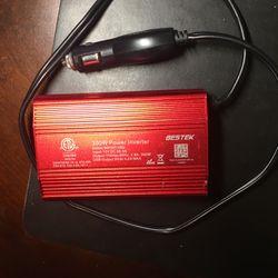 Bestek 300w Power Inverter for Sale in Mather,  CA