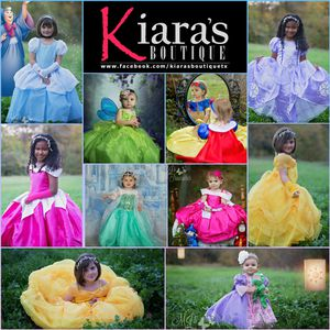 Princess Dress for Disney on Ice for Sale in Mansfield, TX