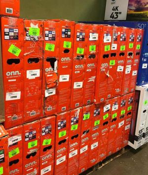 "Brand New TCL ROKU TV! 50"" w/ warranty. Open box for Sale in Dallas, TX"