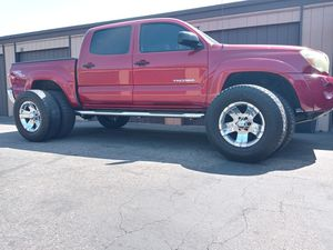 Toyota tacoma 6 lugs rims & tires for Sale in Placentia, CA