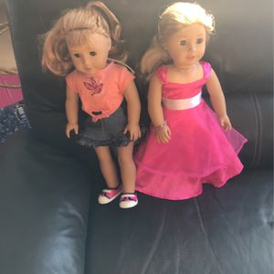 American Girl Dolls for Sale in Santee, CA