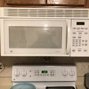 Over The Stove Microwave for Sale in Chester, VA