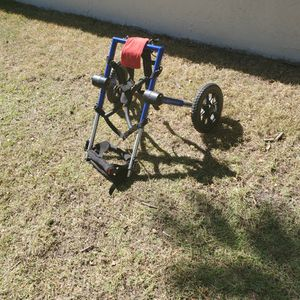 Dog Wheelchair Like New for Sale in Miami, FL