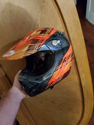 Bell motorcycle helmet for Sale in Tacoma, WA