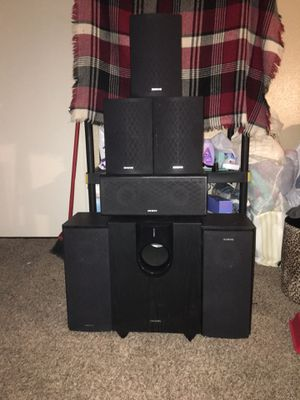 Onkyo Home Surround Sound System for Sale in Sacramento, CA