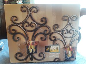 San Migule Wall Sconces for Sale in Pittsburgh, PA