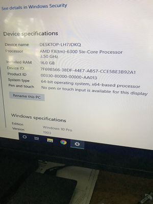 Starter gaming pc for Sale in Livermore, CA